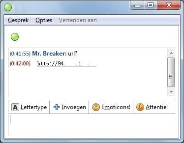 MSN voorbeeld