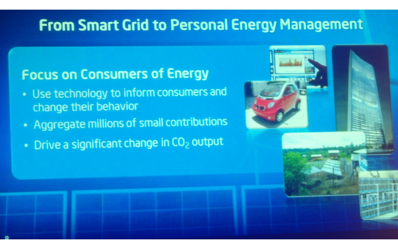Intel Labs: aankondiging Energy And Sustainability Lab - focus