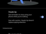 Google Digitaal Welzijn: Heads Up. Bron: Jay Kamat