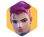 Zarya gameplay video