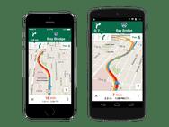 Google Maps-app