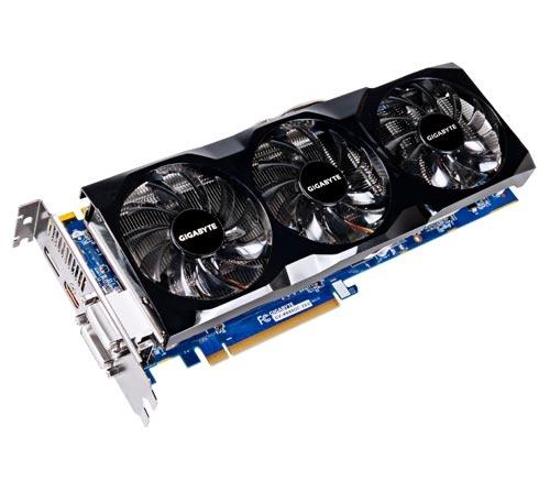 Gigabyte HD 6950 1GB OC