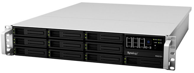 Synology Rack Station RS2212+