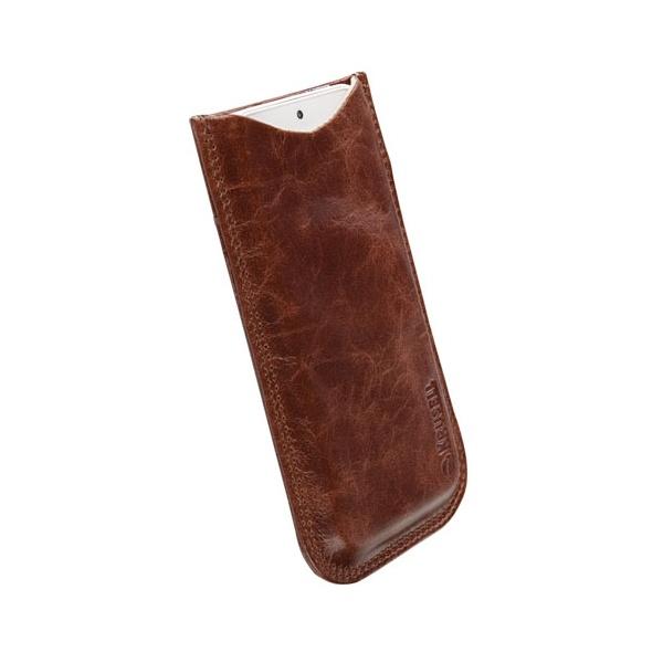 Krusell Krusell Tumba Mobile Pouch XXL (vintage/brown)