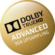 Dolby 96KHz upsampling