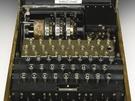 Enigma voorkant - met rotors