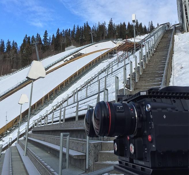 OBS VR-camera