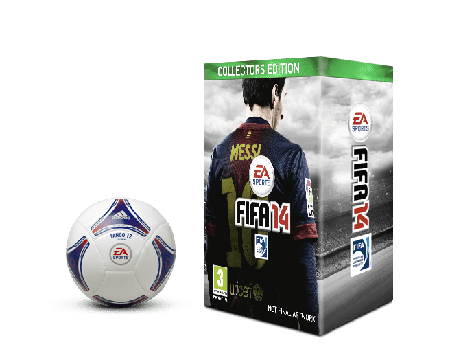 FIFA 14 Collectors Edition, Xbox 360