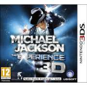 Packshot voor Michael Jackson: The Experience