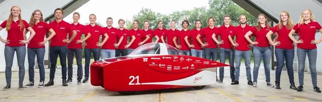 Team Solar Twente 2019