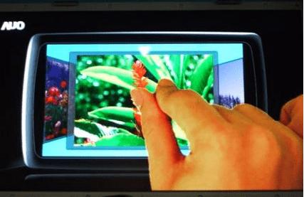 Tsic-scherm AU Optronics