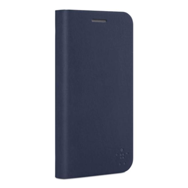 Belkin Folio-hoesje voor de Galaxy S5 Blauw