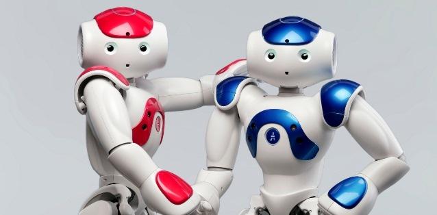 De 'menselijke robots' Nao en Pepper