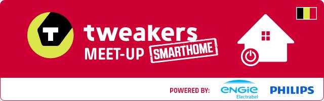 meet-up belgie smarthome