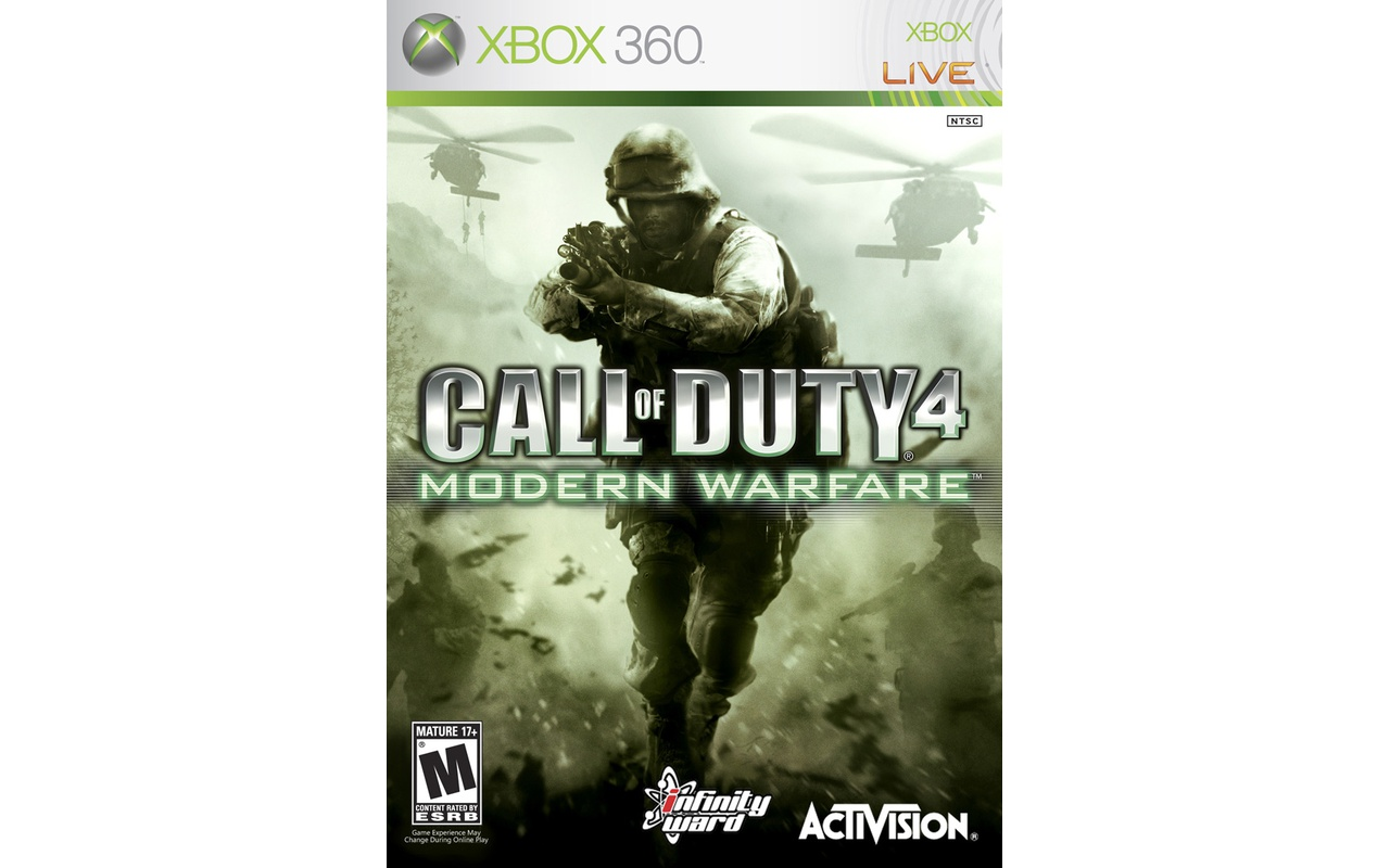 Call of Duty 4 - Modern Warfare, Mac OS X