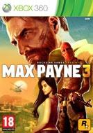 Box Max Payne 3 - Xbox 360