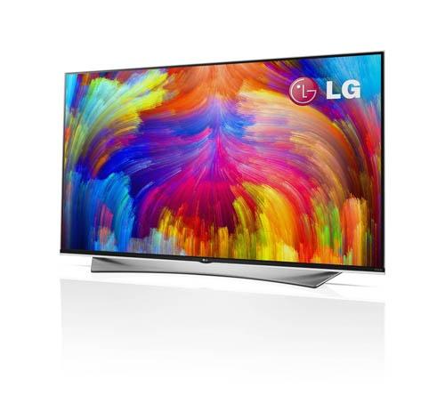 LG Quantum Dot TV 500