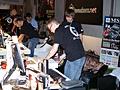 MSI Overklok Challenge 2008 - Uitpakken van de hardware