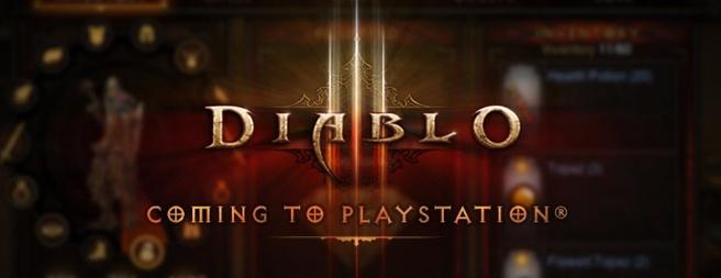 Diablo III naar PlayStation 3