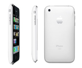 Apple iPhone 3G 16GB Wit
