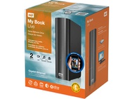 WD My Book Live 2TB
