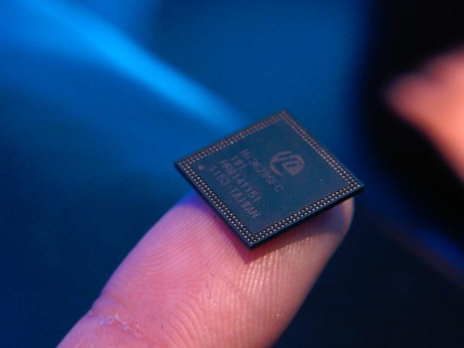 Soc van Huawei