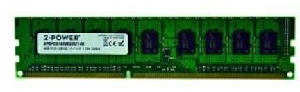 2-Power 4GB DDR3L + TS
