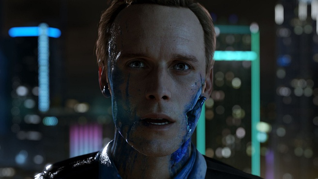 Detroit Become Human, PlayStation 4