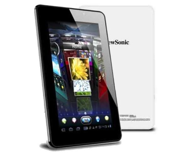 ViewSonic ViewPad  E70 Zwart