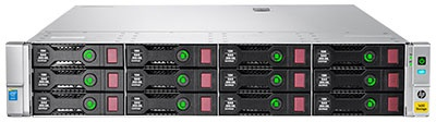 HP StoreEasy 1650 Storage