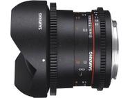 Samyang Optics 8mm T3.8 VDSLR UMC Fish-eye CS II (FT)