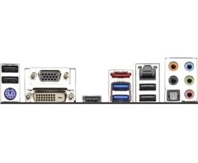 ASRock Intel H81 Asrock H81M-ITX
