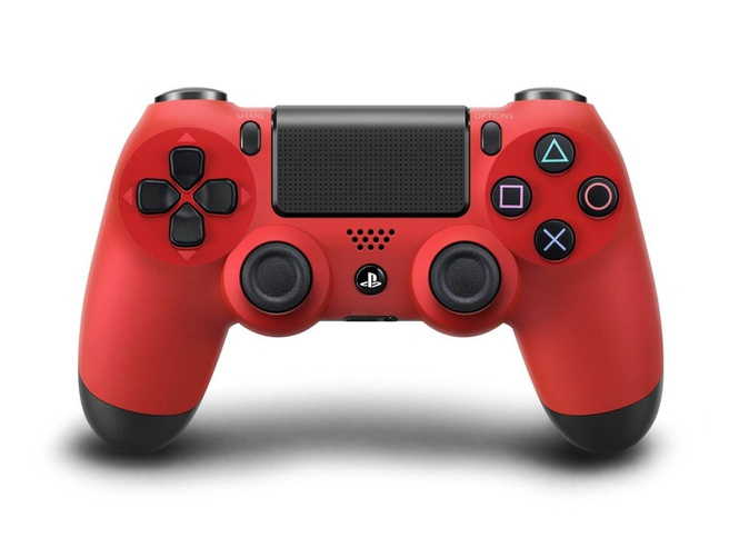 Sony PlayStation 4 Dualshock Controller Rood, PlayStation 4