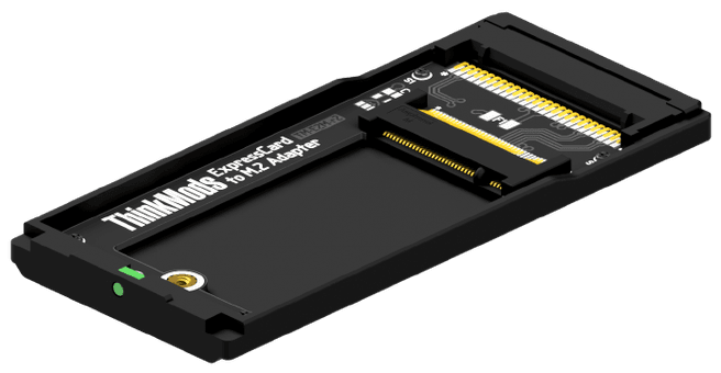 ThinkPad ExpressCard-adapter