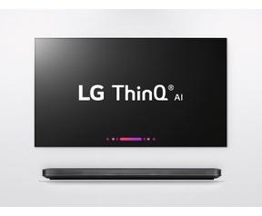 LG ThinQ en Alpha 9