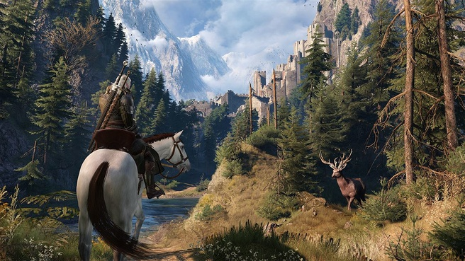 The Witcher 3: Wild Hunt ? Game of the Year Edition, Xbox One