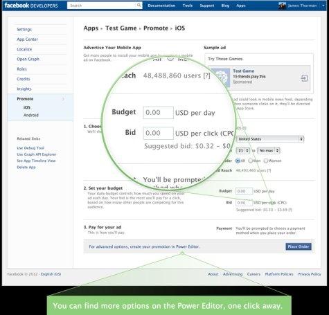 Facebook Ads Apps