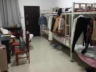 Verblijf in Foxconn-vestiging voor Amazon (foto: China Labor Watch)