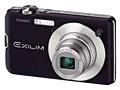 Casio Exilim Zoom EX-Z200 Zwart