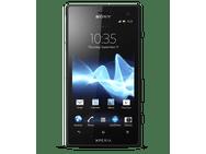 Sony Xperia Sony Xperia Acro S Zwart Zwart
