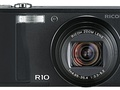 Ricoh R10 - zwart voorkant