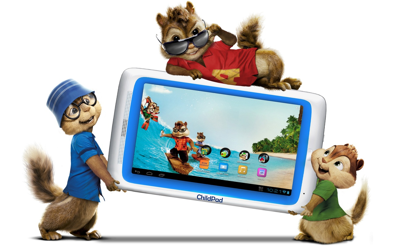 Archos Arnova ChildPad (Capacitive Touch) Wit ...