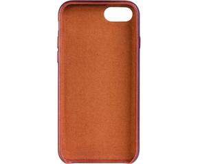 Senza Desire Senza Desire Leather Cover Apple iPhone 7 Burned Cognac Bruin