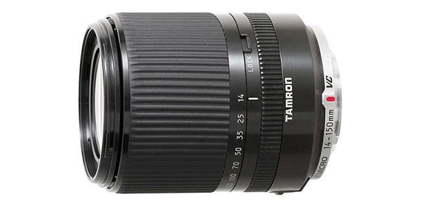 Tamron 14-150mm m4/3 ontwikkeling aangekondigd