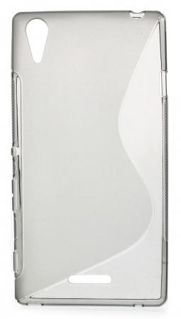 Kees S-line Gel Hoesje Sony Xperia T3 - Grijs