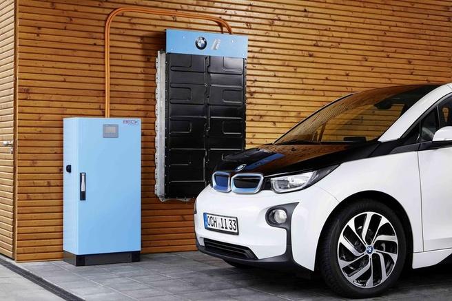 Battery Storage System BMW i3
