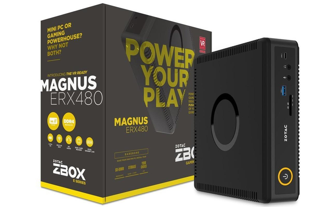Zotac Zbox Magnus ERX480