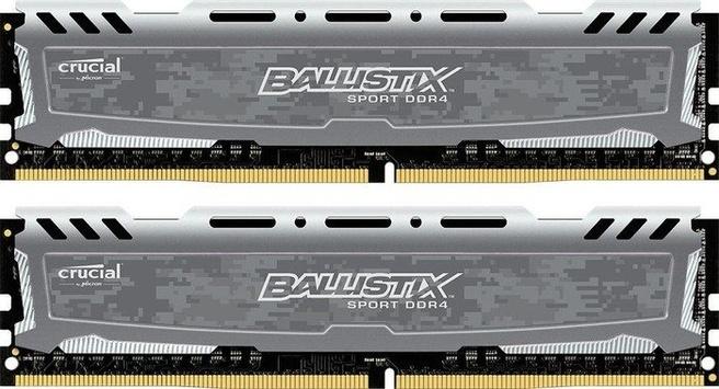 Crucial 16GB DDR4