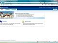 Windows Home Server - Thuisscherm