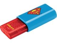 Goedkoopste Emtec Superman 8GB Multi-color